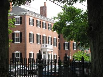 Salem 101: A Walk around Salem Common (5/6)