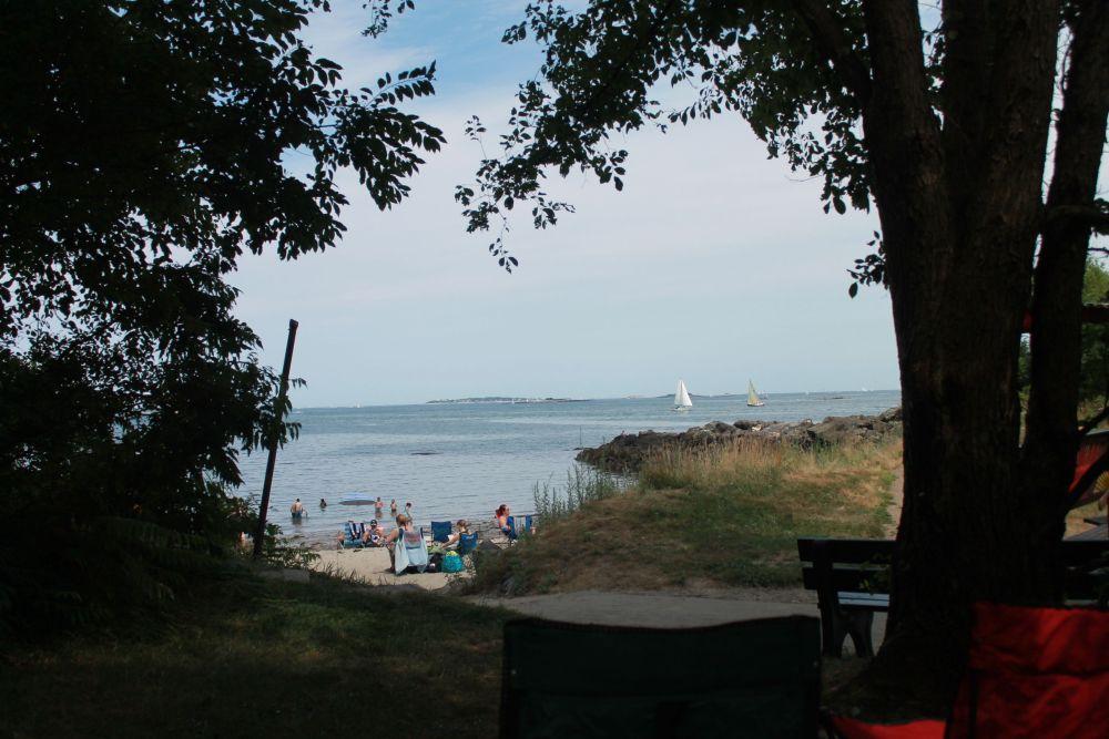 Camping At the Beach~ (1/6)